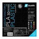 Набор пластика для 3D печати Dubllik DPN-25 (12 штук)