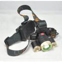 Налобный фонарь аккумуляторный HL-006/T19 Т6