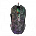 Мышь игровая Defender Overlord GM-890 с подсветкой