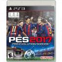 Pro Evolution Soccer 2017 (русские субтитры) (PS3)