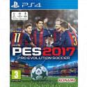 Pro Evolution Soccer 2017 (русские субтитры) (PS4)