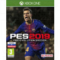 Pro Evolution Soccer 2019 (рус. суб.) (XBOX One)