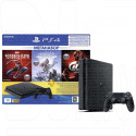 PlayStation 4 Slim 1TB + GT + HZD + SpiderMan + 3 мес. РСТ