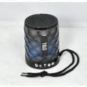 PORTABLE TG-155 портативная акустика с подсветкой