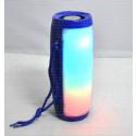 PORTABLE TG-157 портативная акустика с подсветкой