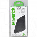 Power bank Maverick M1018 (10 000 mAh, Lit-pol) черный