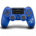 Джойстик DualShock 4 v.2 синий PlayStation F.C.