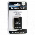 PSP Slim Аккумулятор 2400mAh