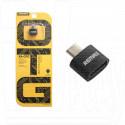 Переходник Remax RA-OTG microUSB (M) - USB (F) OTG