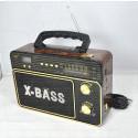 Радиоприемник Altomex A-6081T (USB\SD\MP3) + фонарик
