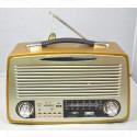 Радиоприемник Kemai MD-1700U (USB\SD\MP3\220V)