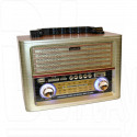 Радиоприемник Kemai MD-1705U (USB\SD\MP3\220V)