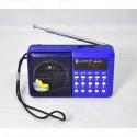 Радиоприемник LUXEBASS A70 (USB\SD\MP3)