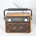 Радиоприемник Meier M-183BT (USB\SD\MP3\220V)