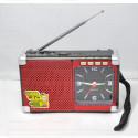 Радиоприемник Meier M-202U (USB\SD\MP3\часы)