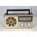 Радиоприемник Meier M-U106 (USB\SD\MP3\220V)
