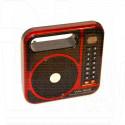 Радиоприемник WS-1505 (USB\microSD\MP3) + микрофон