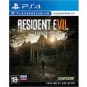 Resident Evil 7: Biohazard (поддержка PS VR) (русские субтитры) (PS4)