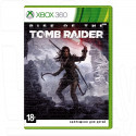 Rise of the Tomb Raider (русская версия) (XBOX 360)