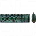 Комплект Redragon S108 (клавиатура + мышь)