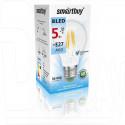Светодиодная Лампа Smartbuy A60 FIL (Е27, 5Вт, белый свет)