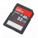 SDHC 32Gb Sandisk Class 10 Ultra UHS-I