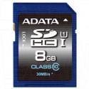 SDHC 8Gb A-Data Class 10 UHS-I U1Premier