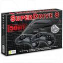 Sega SUPER DRIVE 8 (50-in-1)