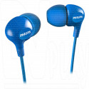 Наушники Philips SHE 3550BL синие