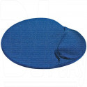 Коврик с гелевой подушкой, синяя лайкра