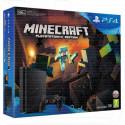 PlayStation 4 Slim 500Gb + Minecraft