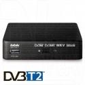 Цифровой ресивер BBK SMP131HDT2 + кабель 3RCA