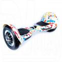 Smart Balance Wheel SUV 10 Граффити белый
