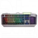 Клавиатура игровая Defender Stainless steel GK-150DL черная с подсветкой