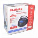 Стереомагнитола LUMAX BL8201USB