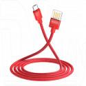 Кабель USB A - micro USB B (1,2 м) Hoco. U55