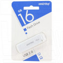 USB Flash 16Gb Smart Buy LM05 белая
