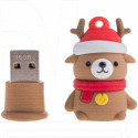 USB Flash 16Gb Smart Buy NY series Медведь Caribou