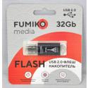 USB Flash 32Gb Fumiko Paris черная