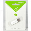 USB Flash 32Gb Smart Buy U10 серебро