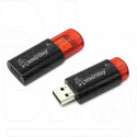 USB Flash 4Gb Smart Buy Click черная