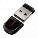USB Flash 64Gb Sandisk Cruzer Fit черная