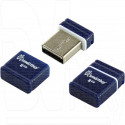 USB Flash 8Gb Smart Buy Pocket series синяя
