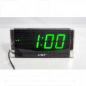 VST 731-4 часы настольные с ярко-зелеными цифрами