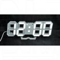 VST-883 часы настольные с белыми цифрами