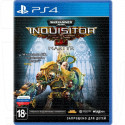 Warhammer 40,000: Inquisitor - Martyr. Standard Edition (русская версия) (PS4)