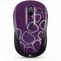 Мышь беспроводная Logitech M325 Purple Boulder фиолетовая