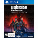 Wolfenstein: Youngblood. Deluxe Edition (русская версия) (PS4)