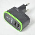 Зарядное устройство 2 USB 2.1A Belkin