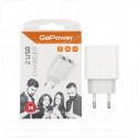 Зарядное устройство USB 2.4A GoPower GP2U